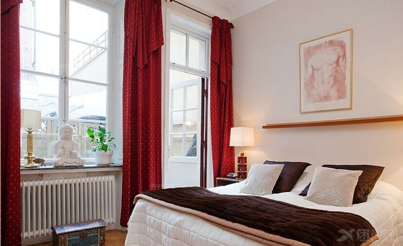 大户型美式风格卧室