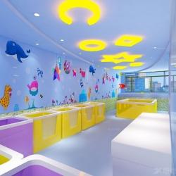 幼儿泳疗馆