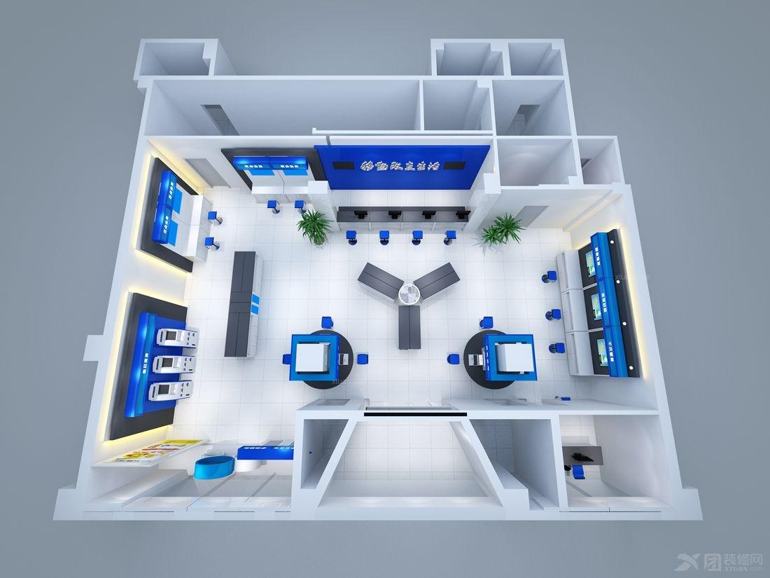 移动营业厅设计