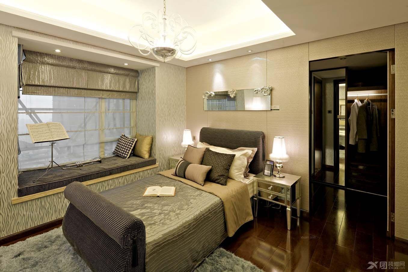 两室两厅卧室