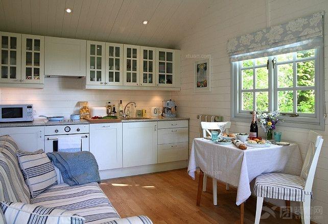 两室两厅欧式风格厨房