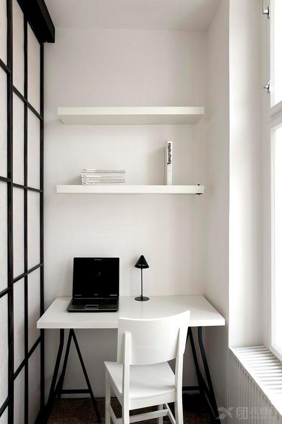 一居室现代简约休闲区
