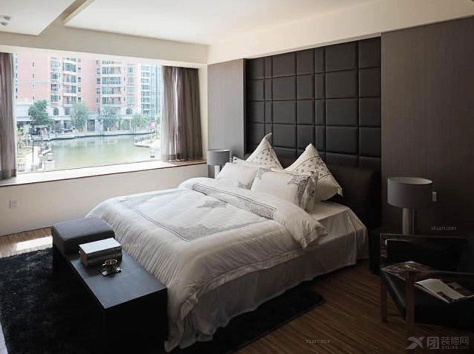 传统正方形软包墙面装饰,背景墙装饰案例