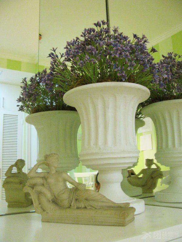 一居室现代简约花园