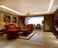 加孚园  新古典风格 装修案例 设计效果图 天津东易日盛出品