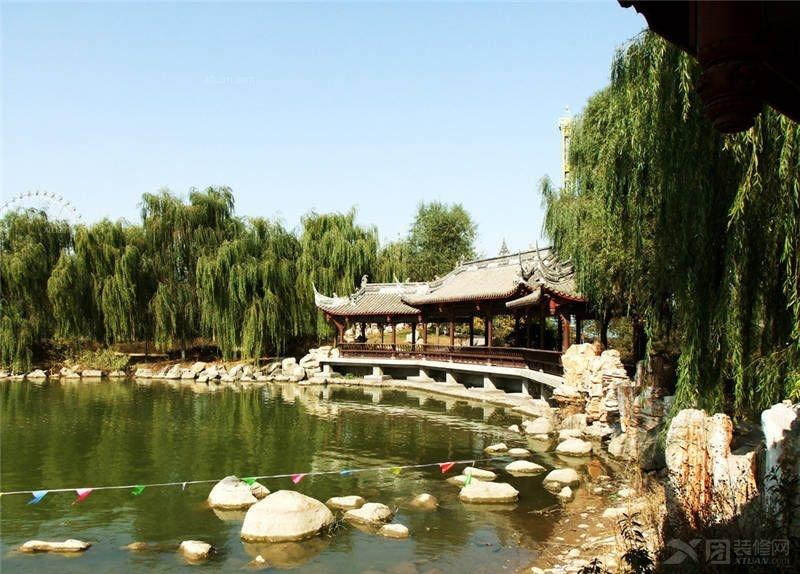 古典风格园林景观