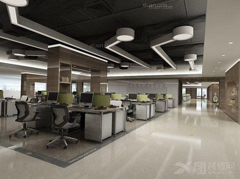 电气公司办公室装修