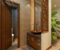成都别墅装修首席设计师 牧马山蔚蓝卡地亚西式古典风格案例