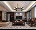 荆州东易日盛:LOFT中式风格 新城国际