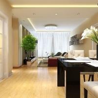 中海国际社区93平米-现代简约时尚美居
