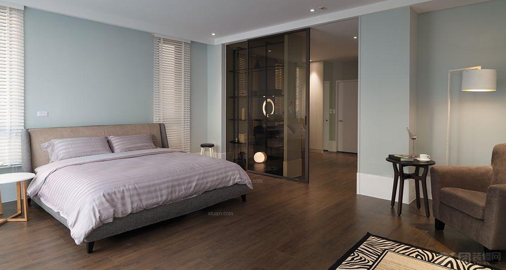 两居室韩式风格卧室