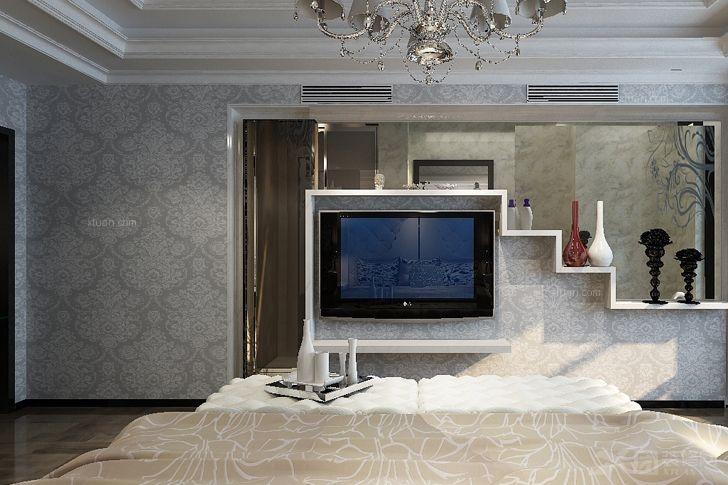 两室两厅欧式风格卧室