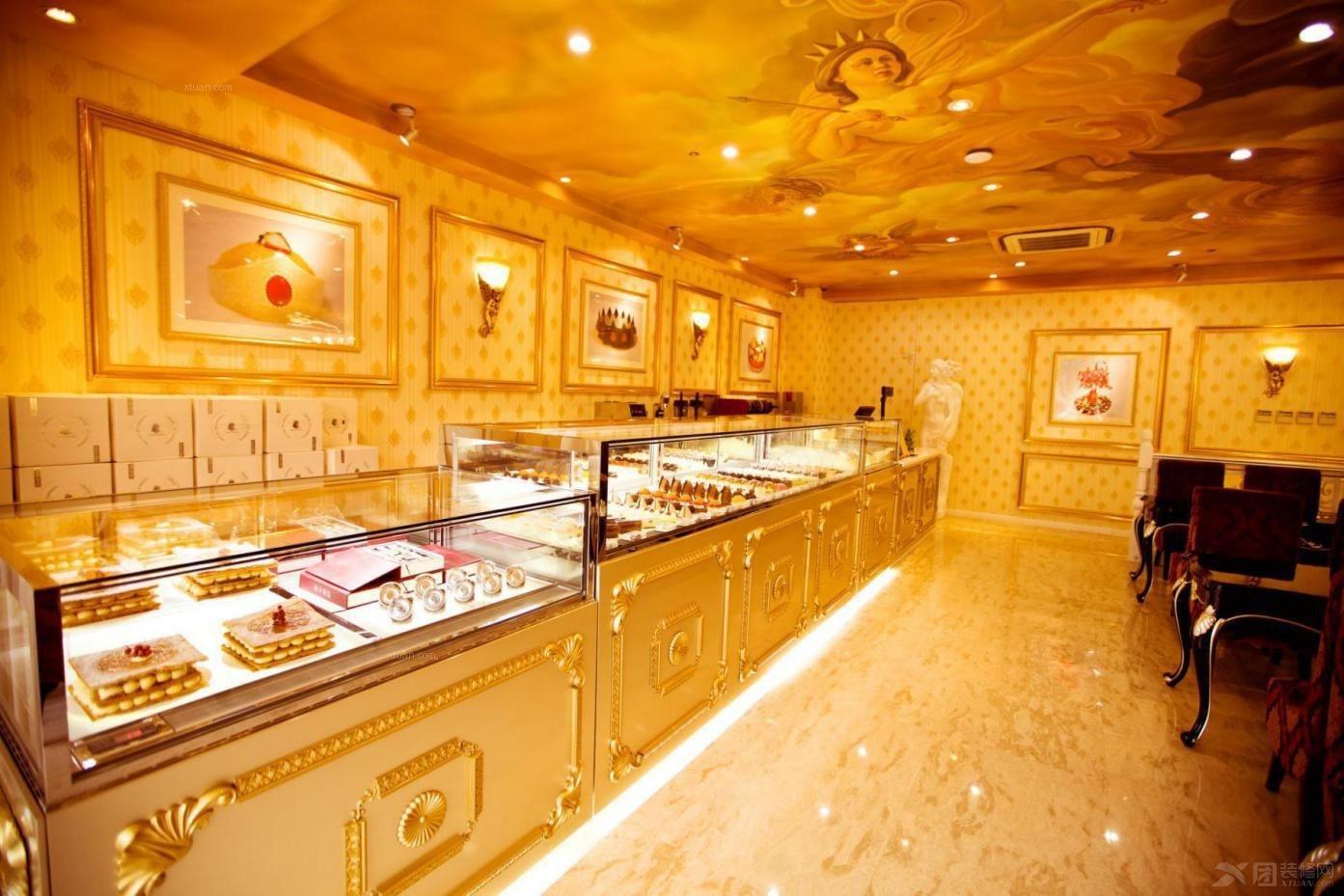 欧式风格蛋糕店图片