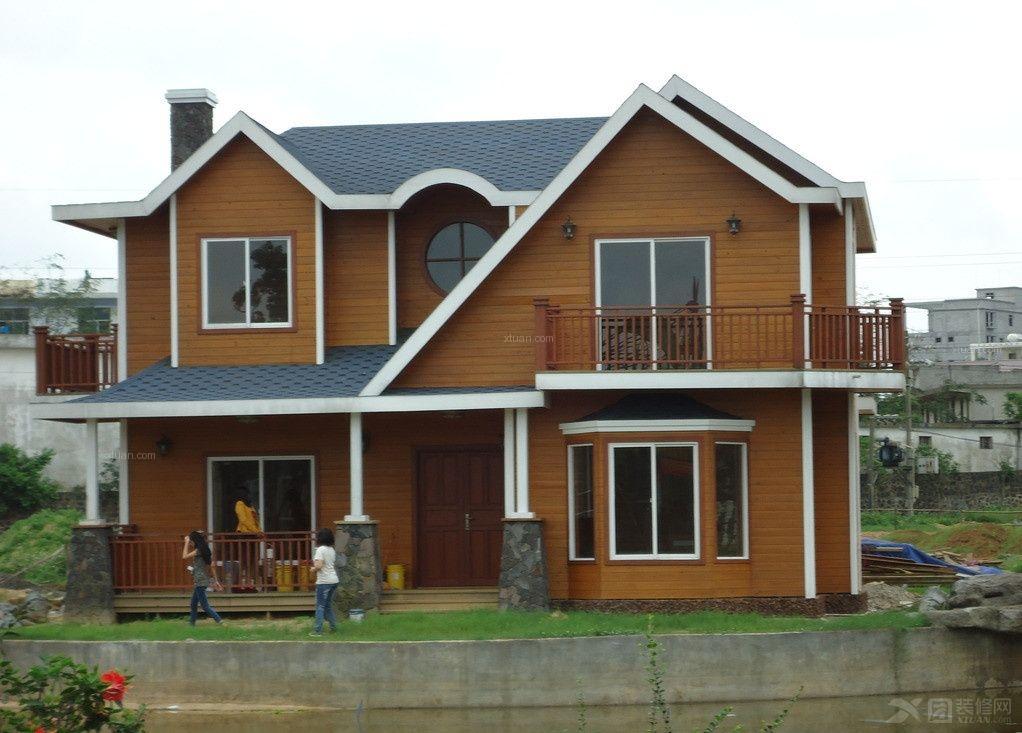 别墅中式风格交换空间