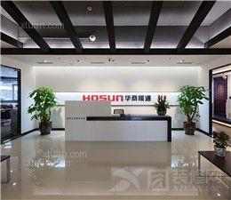 成都私享高端办公室设计—华商暖通环球中心总部办公室