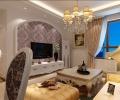 95平米熙悦山三居室北欧风格装修案例