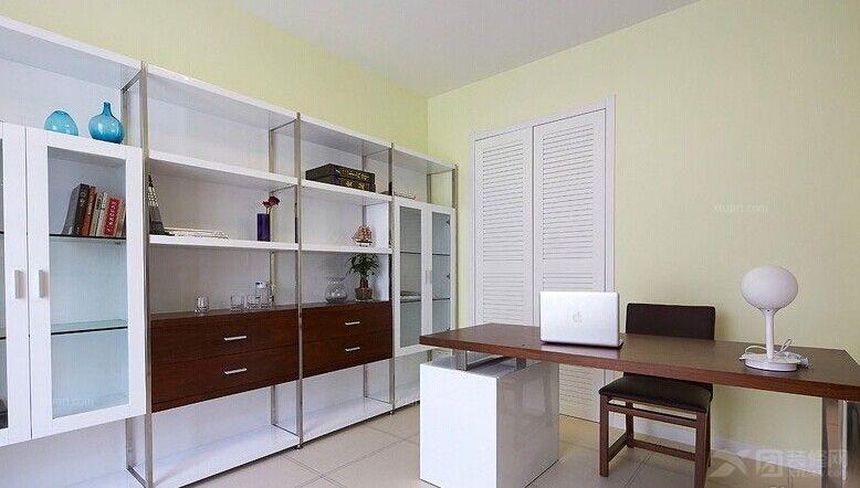 两居室现代风格书房