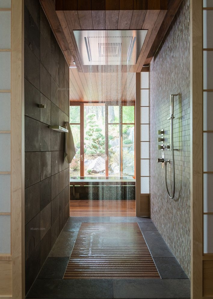 独栋别墅ArtDeco风格浴室