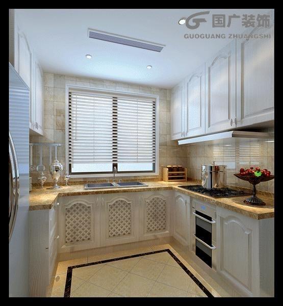 别墅欧式风格厨房图片