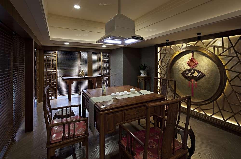 中式风格餐馆