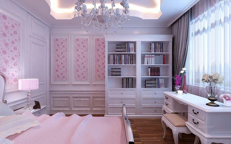大户型简欧风格卧室