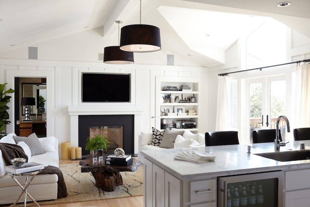 白领公寓时尚风格客厅