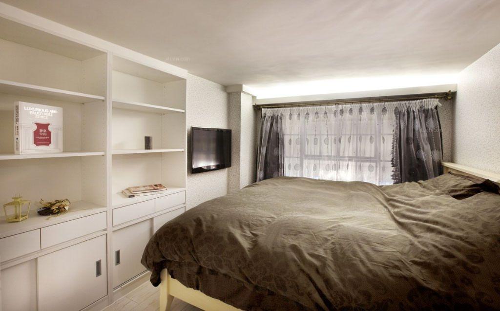 大户型北欧风格卧室