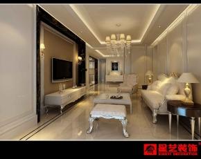 青县凰城小区简欧风格