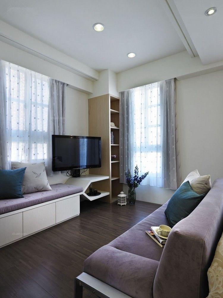 复式楼北欧风格卧室图片