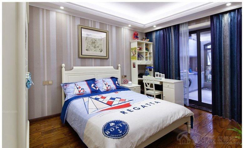 欧式 三居室  120平米