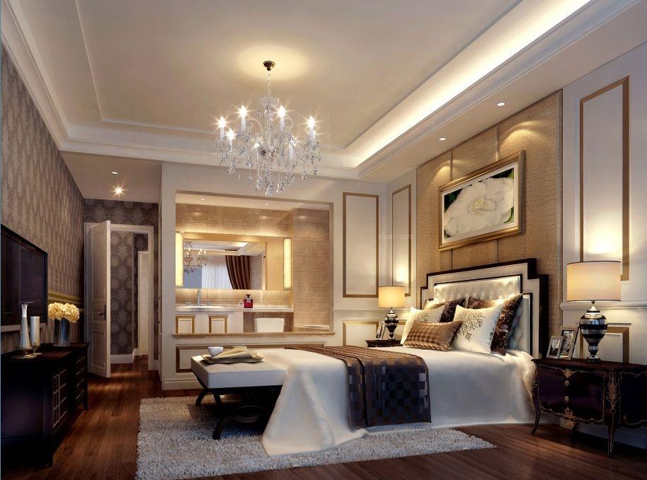 两室一厅新古典卧室