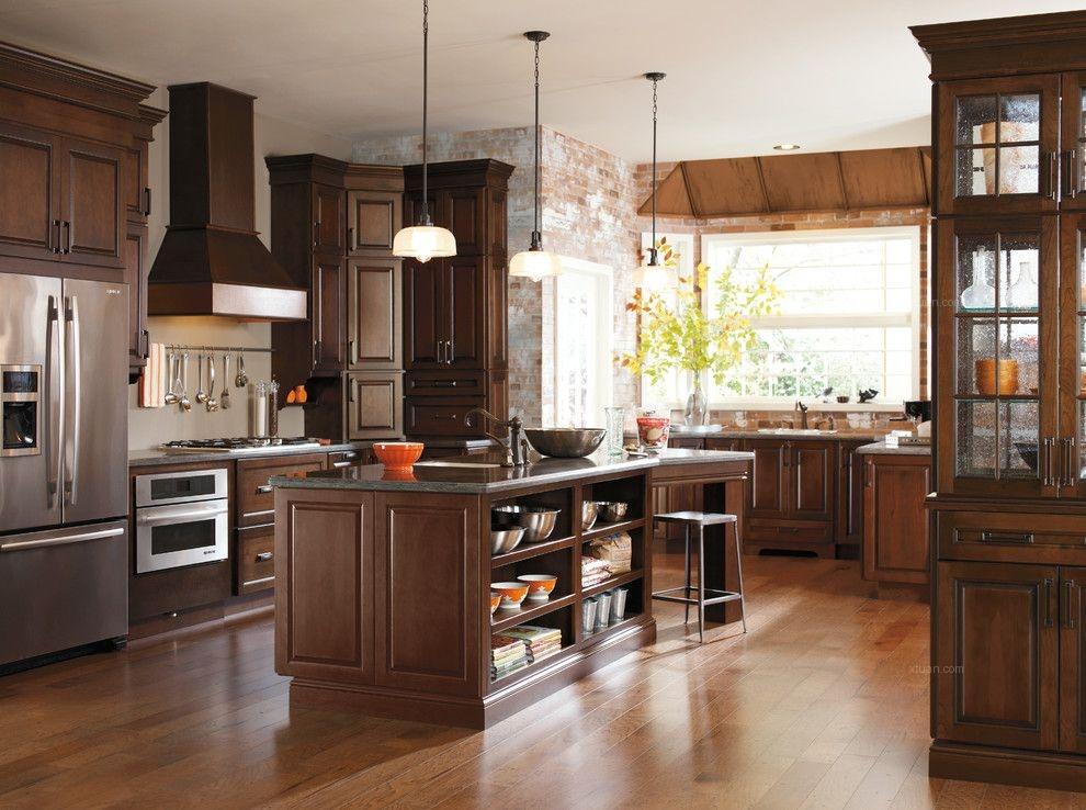 白领公寓混搭风格厨房