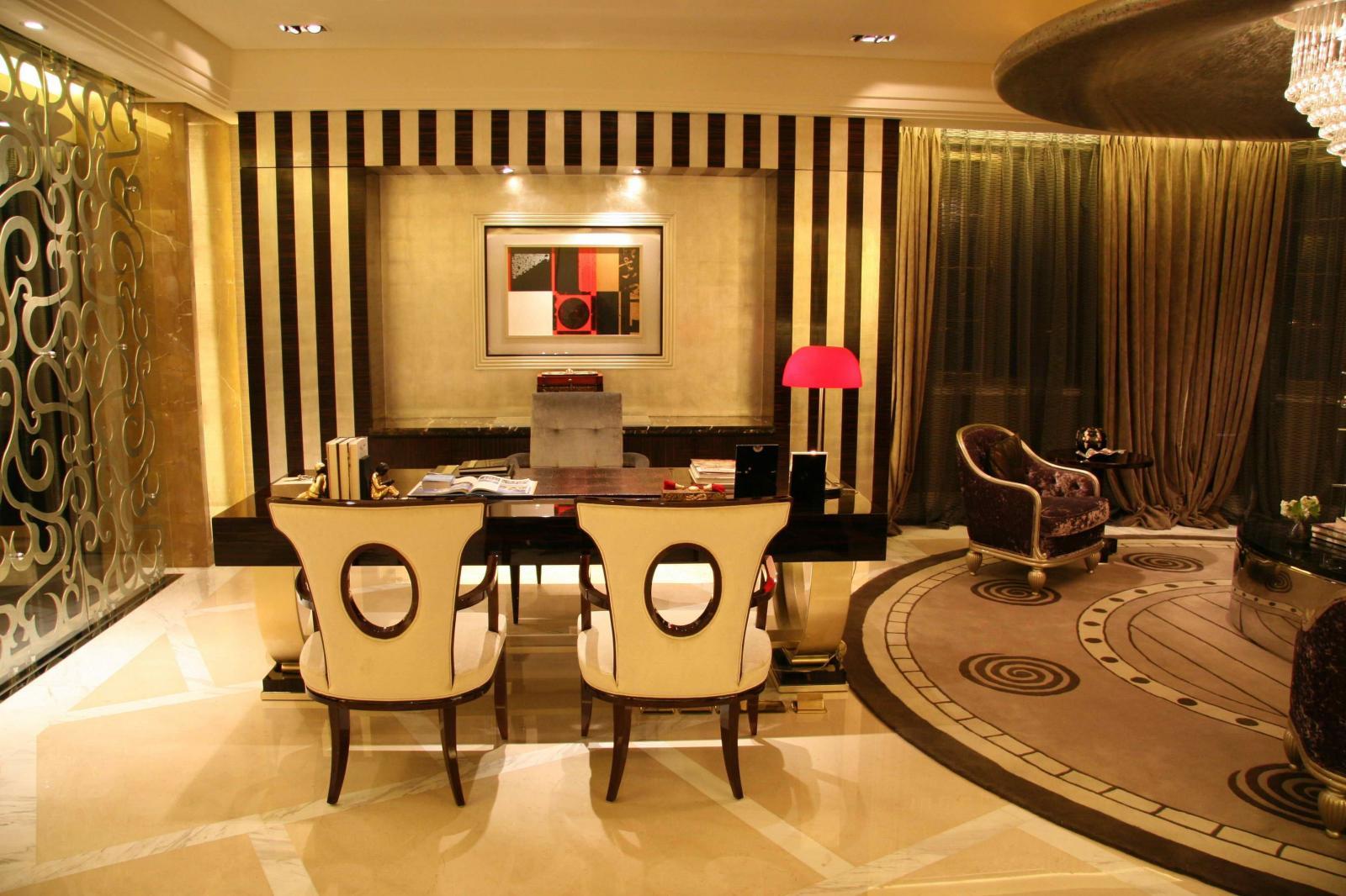 三居室欧式风格婚房