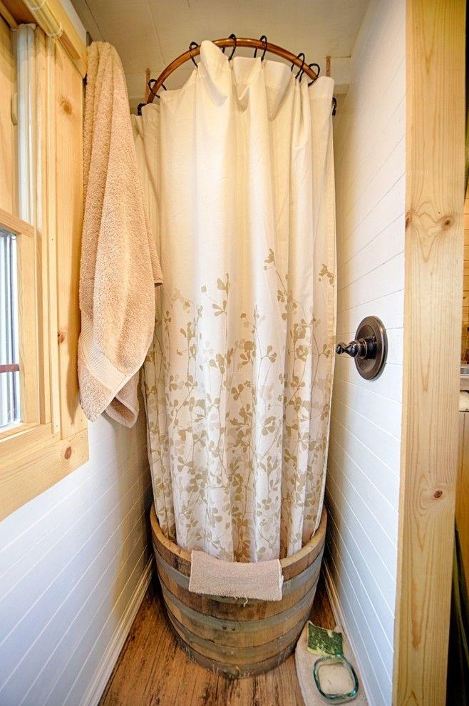 小户型乡村风格浴室