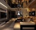 98平米两室两厅时尚现代风