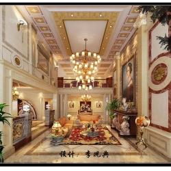 东莞山正半山顶级别墅设计