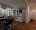 SR新城135平三居室现代简约风格设计