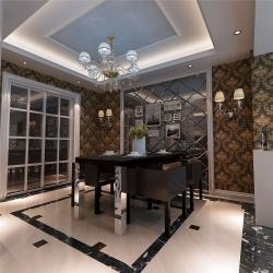 10万元打造美式古典风格家装修