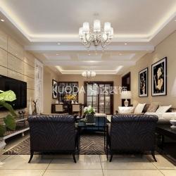 西山区金坤世纪130平方米现代风格中户型8.7万元