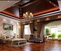 保利垄上-340平别墅-简欧风格装修设计案例