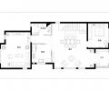 欧郡香水城345平米古典欧式别墅装修