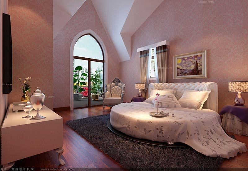 别墅欧式风格儿童房图片