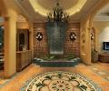 中海尚湖世家-360平别墅-托斯卡纳风格案例