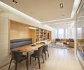四居室现代风格
