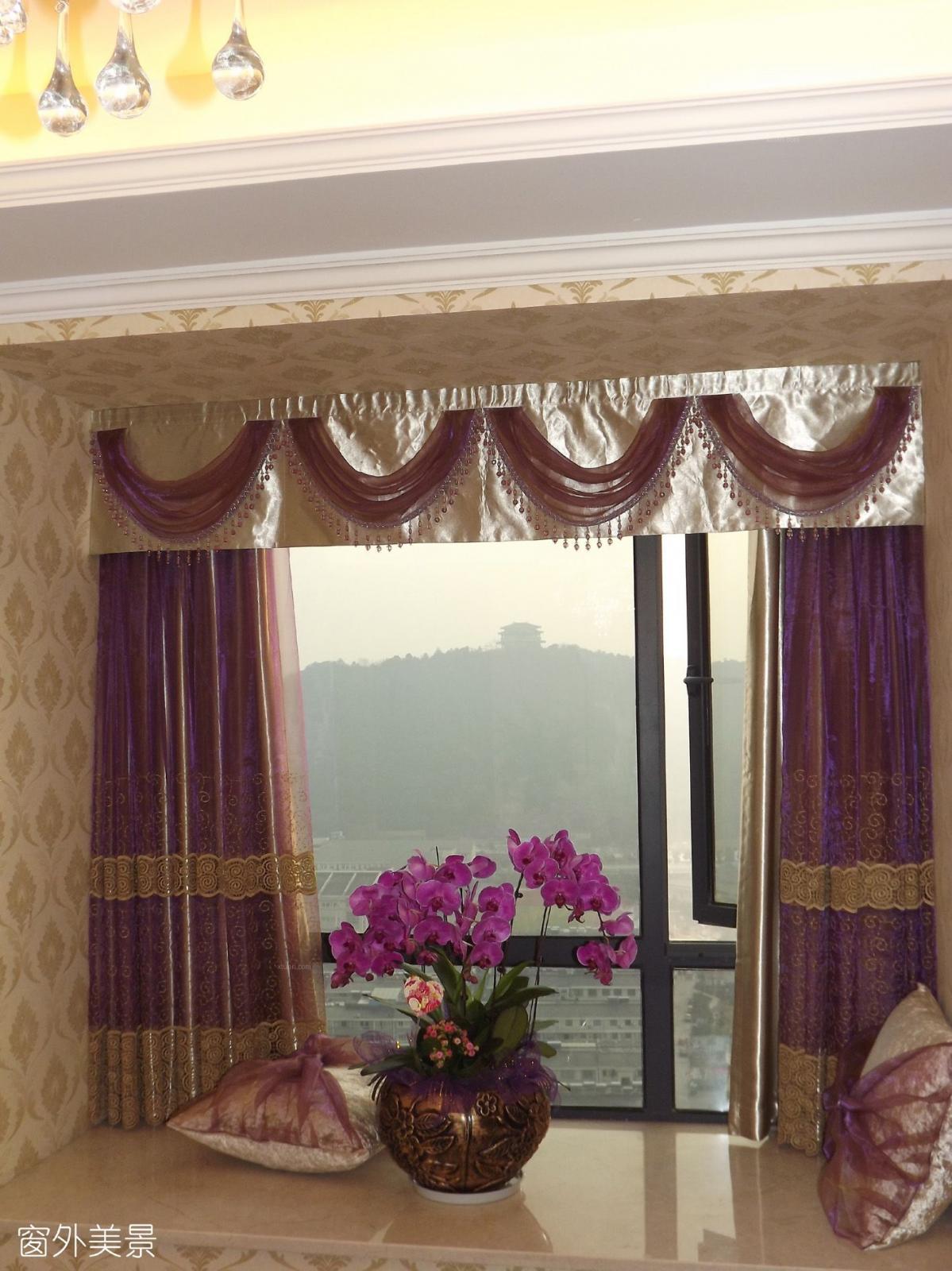 两室两厅法式风格卧室软装图片
