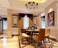 保利西山林语简欧风格软装配饰方案尚层别墅装饰设计