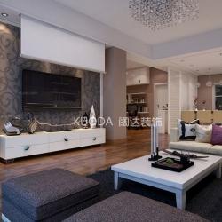 五华区西府景苑80平方米现代风格D2户型5.4万元