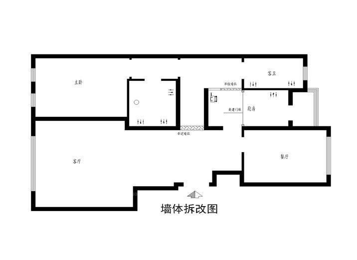 金隅翡丽170平米美式乡村贴近大自然的设计
