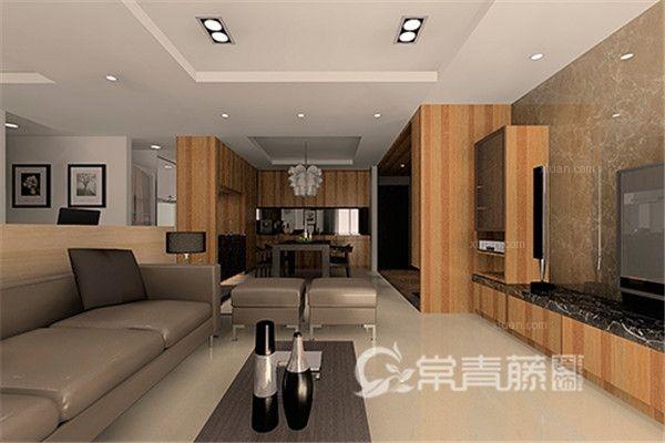 【家和苑】原木打造现代个性饭店风房子,居家就像住酒店般享受!