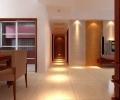 华星融城三居室简约风格--时尚简约个性的设计格调